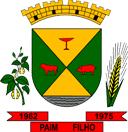 Brasão del município de Paim Filho