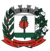 Brasão del município de Palmeira d'Oeste