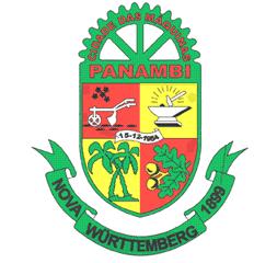 Brasão del município de Panambi