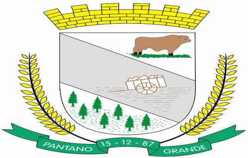 Brasão del município de Pantano Grande