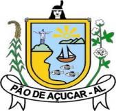 Brasão del município de Pão de Açúcar