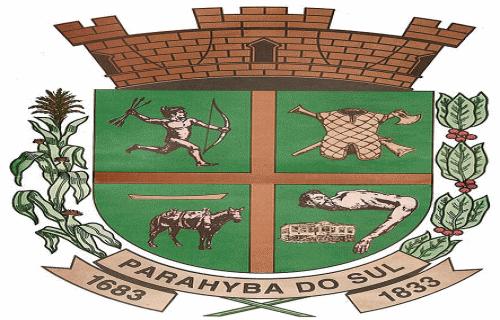 Brasão del município de Paraíba do Sul