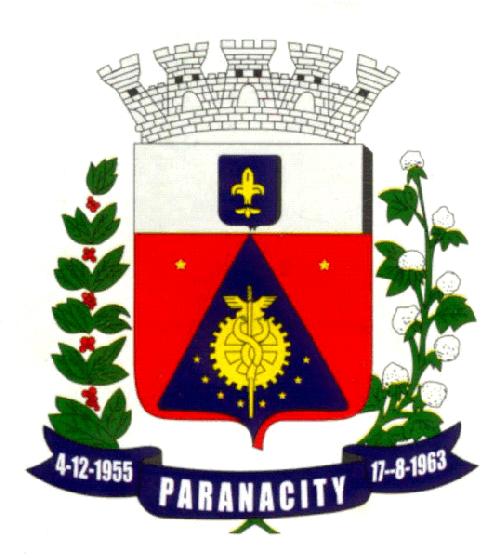Brasão del município de Paranacity