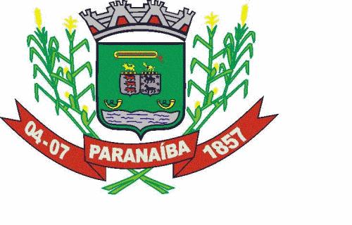 Brasão del município de Paranaíba