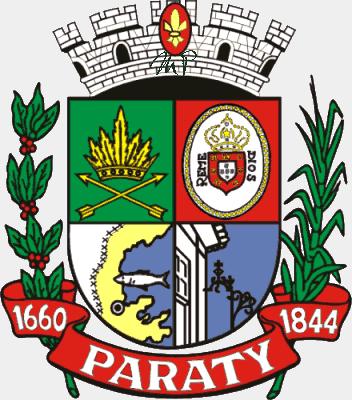 Brasão del município de Paraty