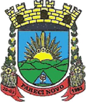 Brasão del município de Pareci Novo
