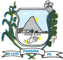 Brasão del município de Passira
