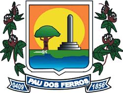 Brasão del município de Pau dos Ferros