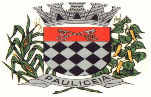 Brasão del município de Pauliceia