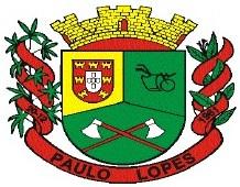Brasão del município de Paulo Lopes