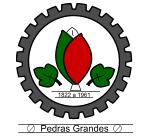 Brasão del município de Pedras Grandes