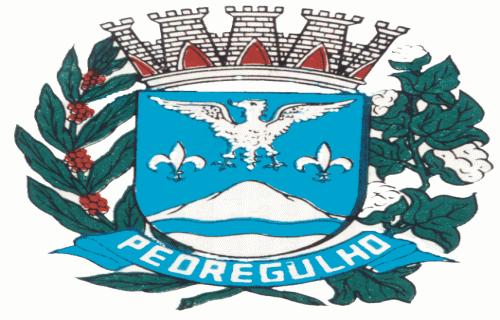 Brasão del município de Pedregulho