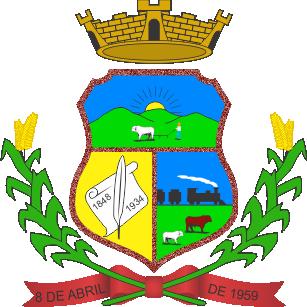 Brasão del município de Pedro Osório