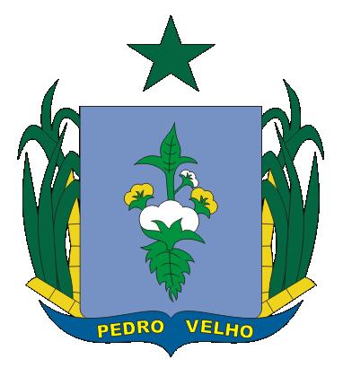 Brasão del município de Pedro Velho