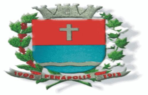 Brasão del município de Penápolis