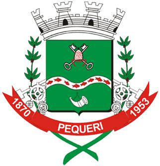 Brasão del município de Pequeri
