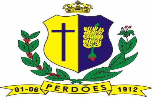 Brasão del município de Perdões