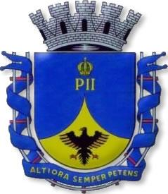 Brasão del município de Petrópolis