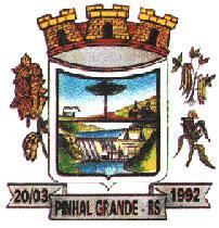 Brasão del município de Pinhal Grande