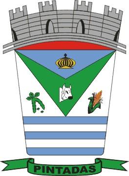 Brasão del município de Pintadas