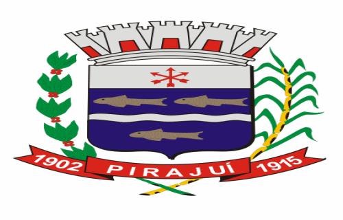 Brasão del município de Pirajuí