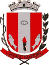 Brasão del município de Pirassununga
