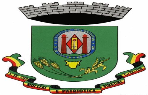 Brasão del município de Piratini