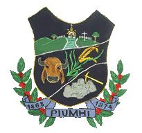 Brasão del município de Piumhi