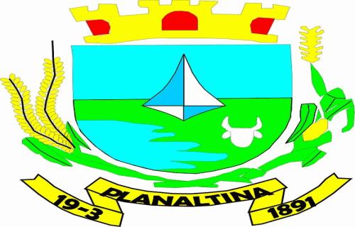 Brasão del município de Planaltina