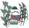 Brasão del município de Platina