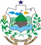 Brasão del município de Poço Dantas