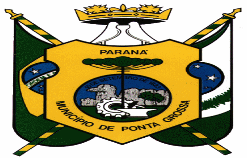 Brasão del município de Ponta Grossa