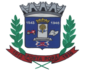 Brasão del município de Ponta Porã