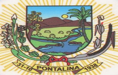 Brasão del município de Pontalina