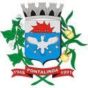Brasão del município de Pontalinda