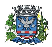 Brasão del município de Populina