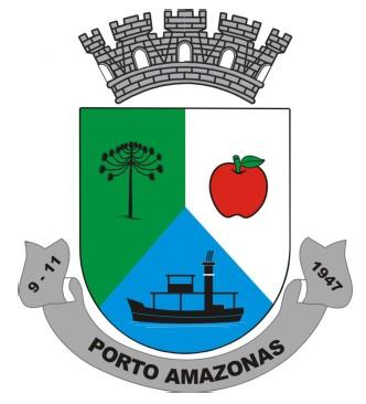 Brasão del município de Porto Amazonas