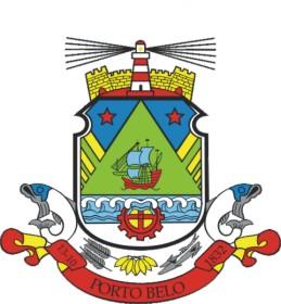 Brasão del município de Porto Belo