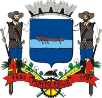 Brasão del município de Porto Feliz