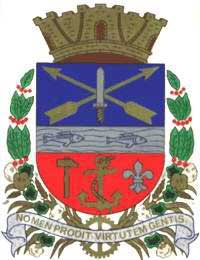 Brasão del município de Porto Ferreira