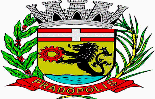 Brasão del município de Pradópolis