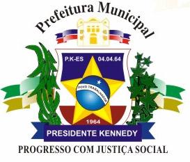 Brasão del município de Presidente Kennedy