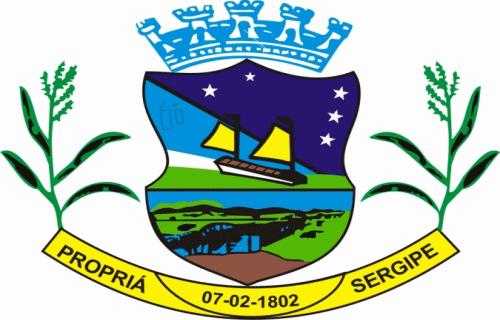 Brasão del município de Propriá