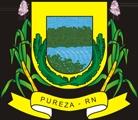Brasão del município de Pureza