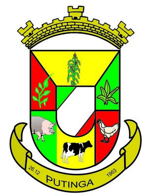 Brasão del município de Putinga