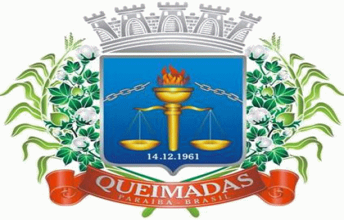 Brasão del município de Queimadas