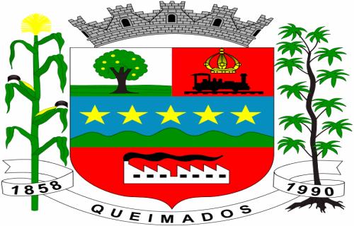 Brasão del município de Queimados