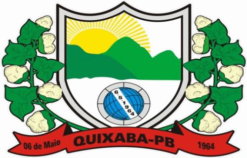 Brasão del município de Quixabá
