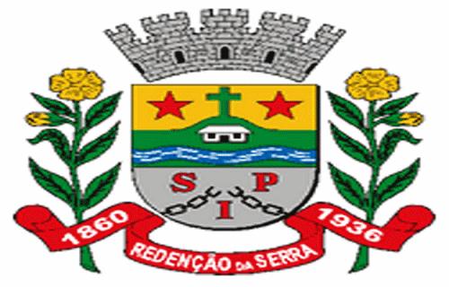 Brasão del município de Redenção da Serra