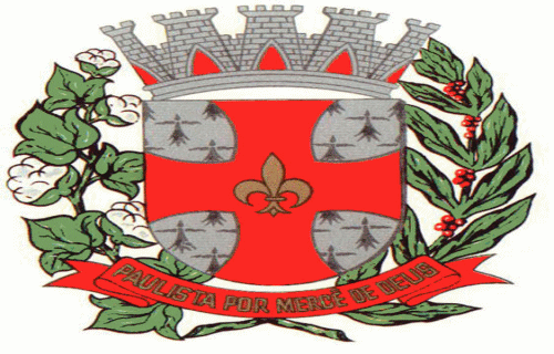 Brasão del município de Regente Feijó